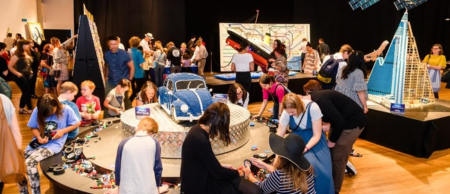 Brickman Wonders of the World LEGO Exhibition