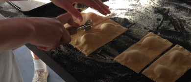 Adults Hands-On Cooking Class - How to Make Ravioli: SOLD OUT