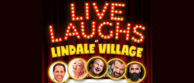 Live Laughs at Lindale Village