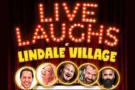 Image for event: Live Laughs at Lindale Village