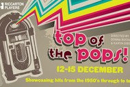 Image for event: Top of The Pops - Showcase of Hits From the 1950's to Today