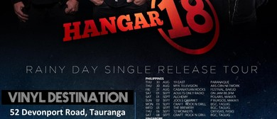 Hangar 18 Rainy Day NZ Summer Tour - Tauranga