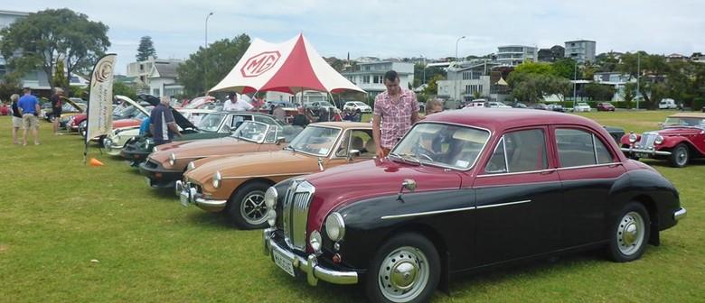 MG Car Club's Annual Charity Christmas Concurs