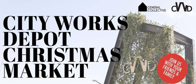 City Works Depot Christmas Market