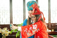 Image for event: Chinese Dress Ups and Collage