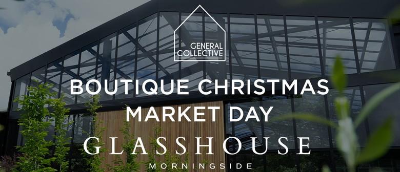 Glasshouse Christmas Market