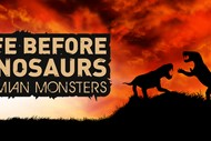 Image for event: Life Before Dinosaurs: Permian Monsters