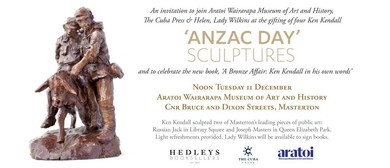 A Bronze Affair - Ken Kendall Sculptures & Book Launch