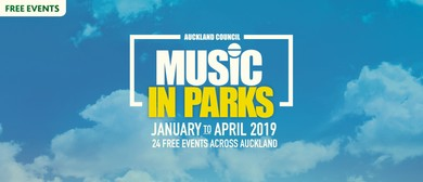 Music in Parks: A Little Bit of Everything