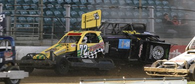 Ramp Demolition Derby & NZ MiniSprint Championship
