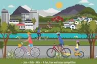 Image for event: Aotearoa Bike Challenge