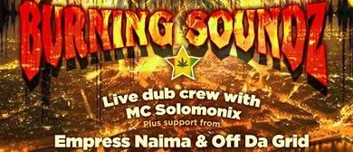 Burning Soundz