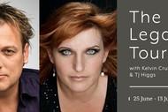 The Legacy Tour with Kelvin Cruickshank & TJ Higgs