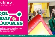 Image for event: Summer School Holiday Inflatables