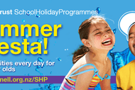 Image for event: Water Challenge Arena - Parnell Trust Holiday Programme