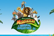 Image for event: Madagascar - A Musical Adventure Jr