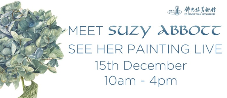 Meet An Amazing Artist - Suzy Abbott!