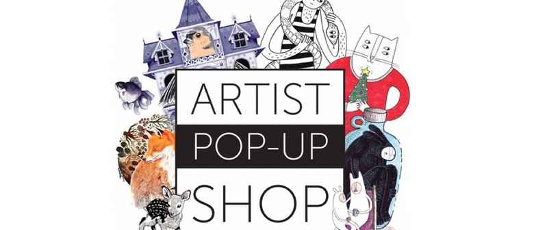Jess & Becky's Illustration Pop-up