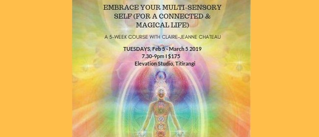 Embrace your Multi-Sensory Self