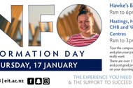 Image for event: Information Day