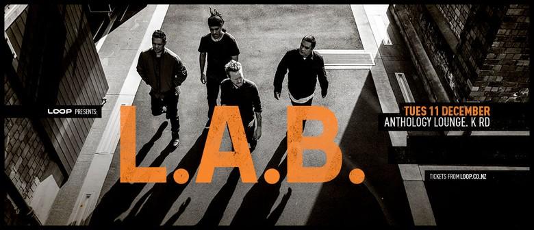 L.A.B. Music Video Shoot & Show