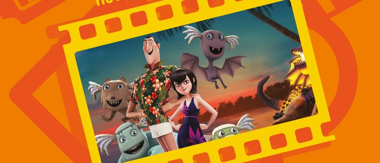 Mitre 10 MEGA Outdoor Movie Season - Hotel Transylvania 3