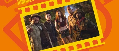 Mitre 10 MEGA Outdoor Movies: Jumanji, Welcome to the Jungle