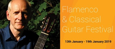 Classical & Flamenco Guitar Festival: The Virtuoso Guitar