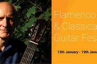 Image for event: Classical & Flamenco Guitar Festival: The Virtuoso Guitar