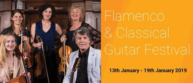 Classical & Flamenco Guitar Festival: The Goya Ensemble