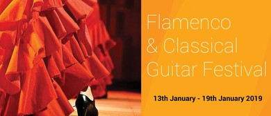 Classical & Flamenco Guitar Festival: Flamenco Fiesta