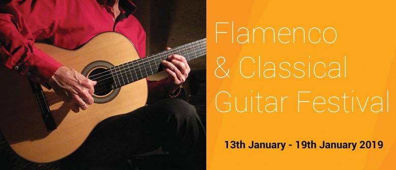 NCMA Classical & Flamenco Guitar Festival: Grand Finale