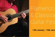Image for event: NCMA Classical & Flamenco Guitar Festival: Grand Finale