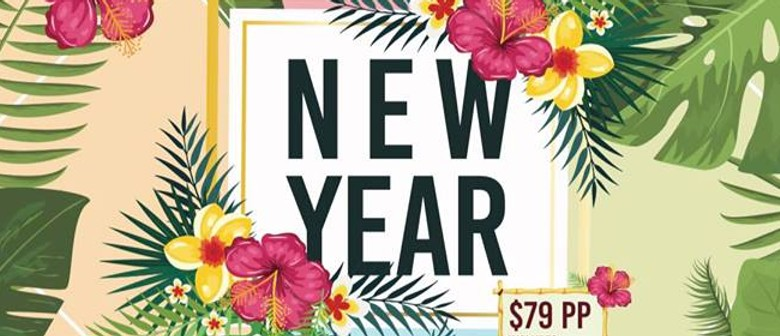 New Years Eve at the Tropics