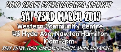 Craft Extravaganza Market March 2019