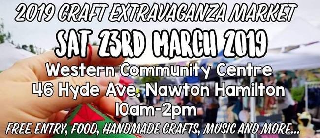 Craft Extravaganza Market March 2019