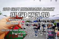 Image for event: Craft Extravaganza Market March 2019