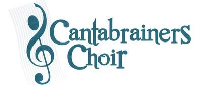 Cantabrainers Choir Kiwi Christmas Concert