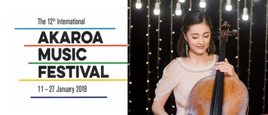 International Akaroa Music Festival –  Rising Star 2