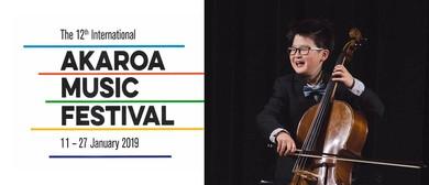 International Akaroa Music Festival –  Rising Star 3