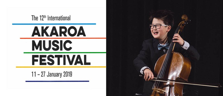 International Akaroa Music Festival –  Rising Star 3