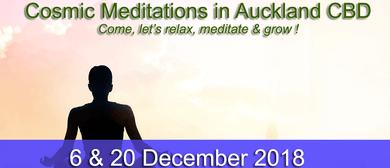 Kosmic Fusion - Auckland Silent Meditations & Transmissions