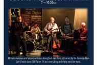 Image for event: Tauranga Blues Jam