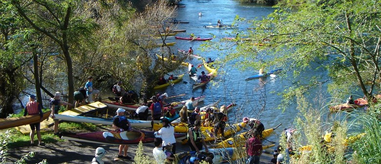 Cambridge-Hamilton Kayak Race and Cruise