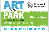 Image for event: Art In the Park 2019