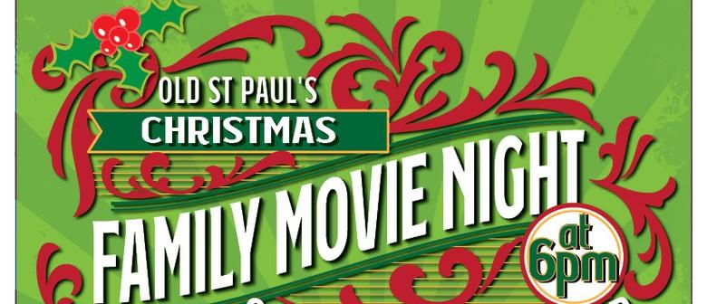Old St Paul's Christmas Movie Night