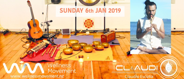 Yin Yoga Class With Live Music and Sound Healing Experience