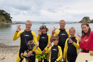 Image for event: Waiheke Snorkel Day