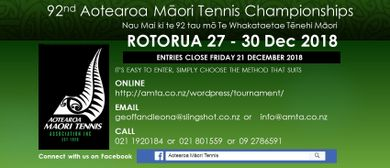 Aotearoa Māori Tennis Championships