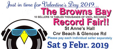 The Browns Bay Record Fair